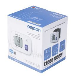 Тонометр автоматический OMRON RS2 на запястье