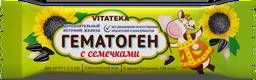 Витатека Гематоген с семечками, 40 г, 1 шт.