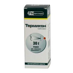 Термикон, 1%, спрей для наружного применения, 30 г, 1 шт.