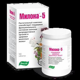 Милона-5 для поддержания здоровья молочной железы