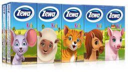 Zewa Kids платки носовые бумажные, 10 шт.