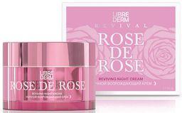 Librederm ROSE DE ROSE  Крем ночной возрождающий, крем, 50 мл, 1шт.