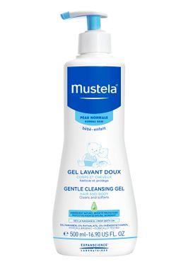 Mustela мягкий гель для купания