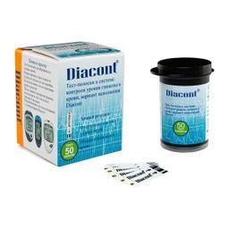 Diacont тест-полоски
