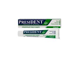 PresiDent Classic зубная паста, паста зубная, 50 мл, 1 шт.