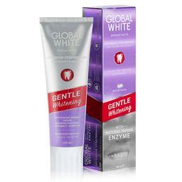 Global White зубная паста Бережное отбеливание, для чувствительных зубов, 100 мл, 1 шт.