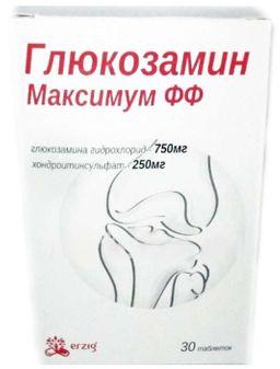 Глюкозамин Максимум ФФ
