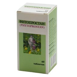 Фитопростан, 720 мг, таблетки, 60 шт.