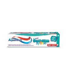 Aquafresh Мои большие зубки Зубная паста от 6 лет