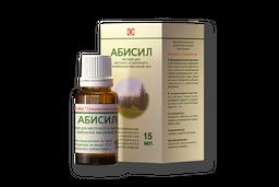 Абисил, 20%, раствор для местного и наружного применения масляный, 15 мл, 1 шт.