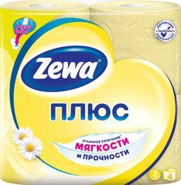 Zewa plus Туалетная бумага двухслойная