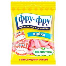 Фру-Фру мармелад Зубки