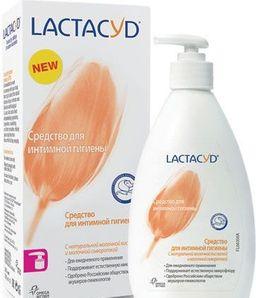 Lactacyd Средство для интимной гигиены, гель, 200 мл, 1 шт.