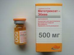 Метотрексат-Эбеве,