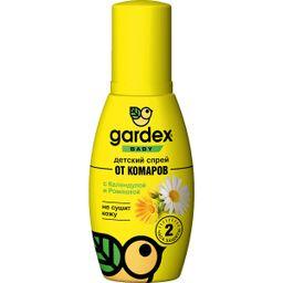 Gardex Baby Спрей от комаров для детей
