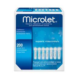 Microlet ланцеты