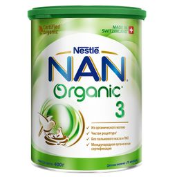 NAN 3 Organic