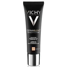 Vichy Dermablend 3D Тональная основа тон 20, крем для лица, тон 20, 30 мл, 1 шт.