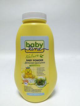 Babyline Детская присыпка с пыльцой сосны