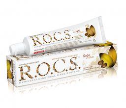 ROCS Зубная паста Кофе и табак, без фтора, паста зубная, 74 г, 1 шт.
