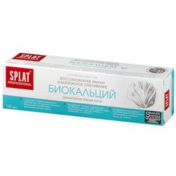 Splat Professional Зубная паста Биокальций, паста зубная, 100 мл, 1шт.