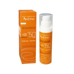 Avene солнцезащитный флюид с тонирующим эффектом SPF50+, крем, 50 мл, 1 шт.