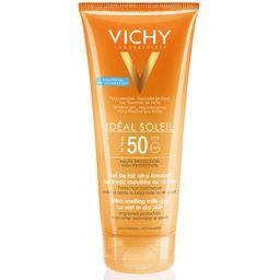 Vichy Capital Ideal Soleil Тающая эмульсия SPF50, 200 мл, 1 шт.