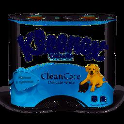 Kleenex Clean Care Delicate Туалетная бумага