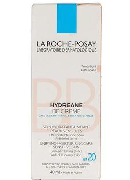 La Roche-Posay Hydreane BB крем светлый, для чувствительной кожи, 40 мл, 1шт.