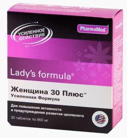 Lady's formula Женщина 30 плюс Усиленная формула