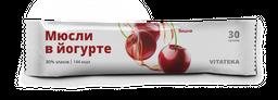 Витатека Мюсли батончик вишневый в йогуртной глазури, 30 г, 1 шт.