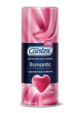 Гель-смазка Contex Romantic, гель, ароматизированный, ароматизирующий, 100 мл, 1 шт.