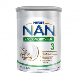 NAN 3 Кисломолочный