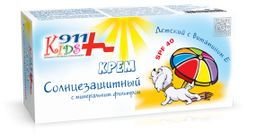 911 Kids крем солнцезащитный SPF40, крем для детей, 150 мл, 1 шт.
