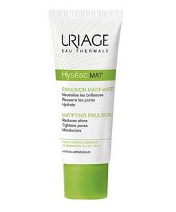 Uriage Hyseac Матирующий уход, эмульсия, 40 мл, 1 шт.