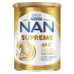 NAN Supreme, для детей с рождения, смесь молочная сухая, 400 г, 1шт.