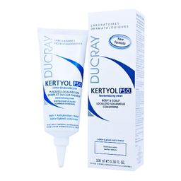Ducray Kertyol PSO крем уменьшающий шелушение кожи, крем, 100 мл, 1 шт.