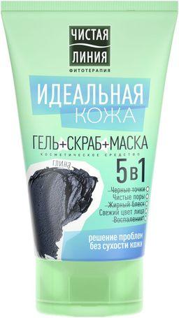 Чистая линия Идеальная кожа 5 в 1