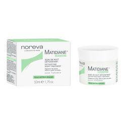 Noreva Matidiane Ночной детокс-уход, крем для лица, 50 мл, 1 шт.
