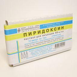 Пиридоксин,