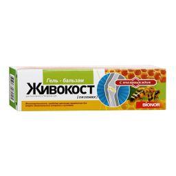Живокост (Окопник) с пчелиным ядом, 50 мл, 1 шт.