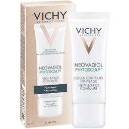 Vichy Neovadiol Phytosculpt крем для зоны шеи, декольте и овала лица, 50 мл, 1 шт.