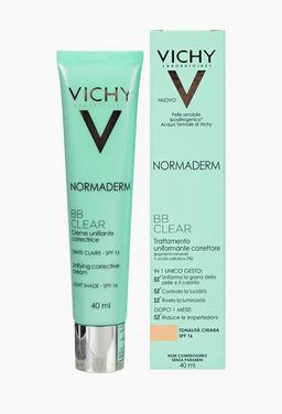 Vichy Normaderm BB крем корректирующий, светлый, 40 мл, 1шт.