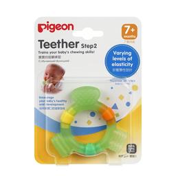 Pigeon прорезыватель-игрушка 7мес+, 1 шт.
