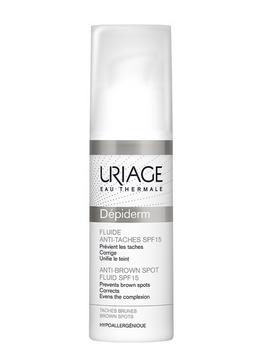 Uriage Depiderm Эмульсия против пигментных пятен SPF15, эмульсия, 30 мл, 1 шт.