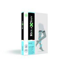 Relaxsan Stay-up Чулки компрессионные профилактика 70 DEN, р. 3, арт. 770 (12-17 mm Hg), 70 DEN (черные), пара, 1шт.