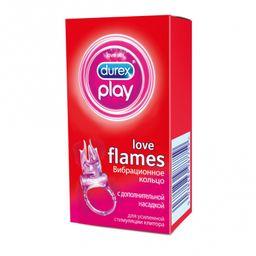 Вибрационное кольцо Durex Play Love Flames, 1 шт.