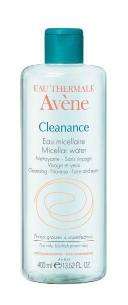 Avene Cleanance мицеллярная вода, 400 мл, 1 шт.