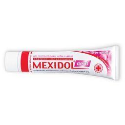 Mexidol dent Sensitive Зубная паста, паста зубная, 100 мл, 1 шт.