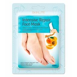 Skinlite маска-носки для ног интенсивное восстановление